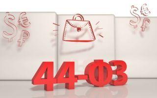 План закупок по 44-ФЗ + скачать образец на 2017 год