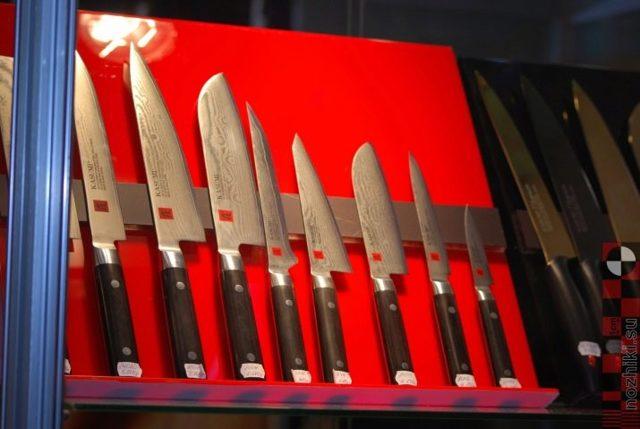 Как продать дорогие японские ножи, если кругом дешевые китайские и нет денег на рекламу: история kasumi