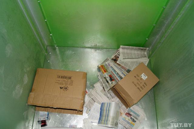 Что приносят бизнесу и обществу контейнеры для сбора макулатуры – кейс «БЕЛГИПС»