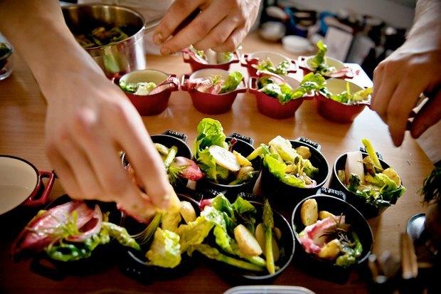 Как заявить о себе через флешмоб – опыт проведения «Ресторанного дня»