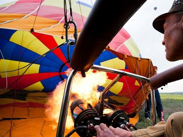 Как в первый раз полететь на воздушном шаре, а через 3 месяца – сделать это своим бизнесом. История Екатерины Жуковой